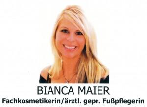 Bianca Maier Fußpflege